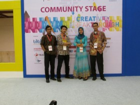 Community Stage @ INAICTA 2012