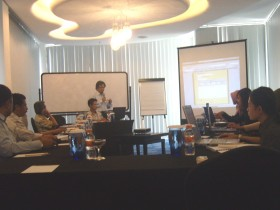 Training Database dan GIS Jalan Tol