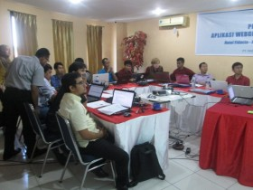 Training GIS & Webgis April 2015